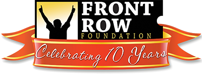 Front Row Foundation 10 year celebration