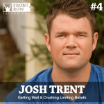 #4: Getting Well & Crushing Limiting Beliefs with Quantified Self Enthusiast Josh Trent of Wellness Force Radio