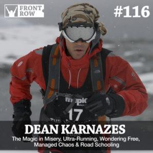 Dean Karnazes - Front Row Factor