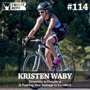 Kristen Waby - Ironman - Front Row Factor