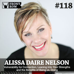 Alissa Daire Nelson - Front Row Factor