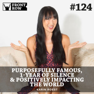 Karin Roest - Front Row Factor Podcast