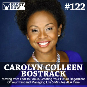carolyncolleen bostrack - front row factor