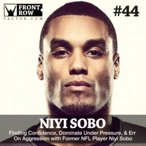 Niyi Sobo - Front Row Factor