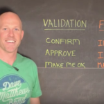 Validation vs Feedback