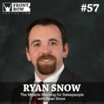 #57: The Miracle Morning for Salespeople with Ryan Snow