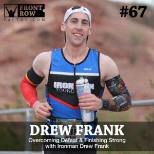 Drew Frank - Ironman Triathlon