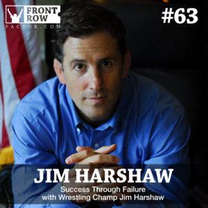 Jim Harshaw - Wrestling