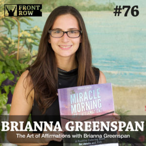 Brianna Greenspan - The Miracle Morning Art of Affirmations