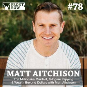 Matt Aitchison - Millionaire Mindcast