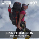 #97: Making One Step to the Summit with Mountaineer Lisa Thompson