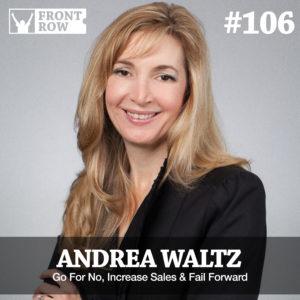 Andrea Waltz - Front Row Factor