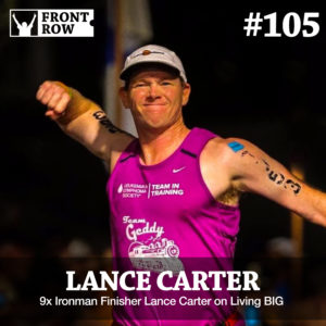 Lance Carter - Ironman - Front Row Factor