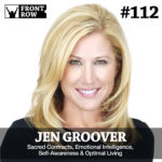 #112: Sacred Contracts, Emotional Intelligence, Self-Awareness & Optimal Living with Jen Groover