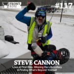 #117: Love at First Bike, Winning the Life Lottery, & Finding What's Beyond Yourself